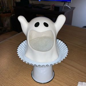 GHOST SCRUBBER CANDY DISH